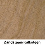 Zandsteen/kalksteen